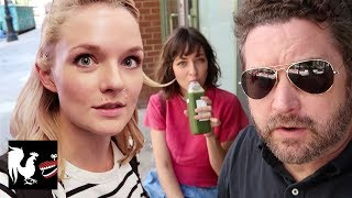 Burnie Vlog: New York Press Tour and Dojo Hunt