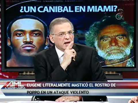 Identifican agresor del caso de canibalismo en Miami