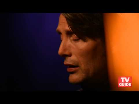 Was Mads Mikkelsen nervous about reimagining Hannibal Lecter
