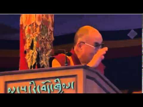 H.H. the Dalai Lama - Mussoorie Homes Golden Jubilee