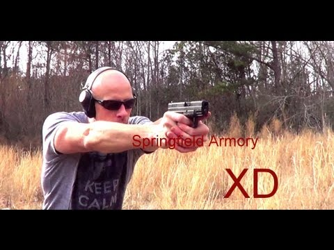 Springfield Armory XD 40 Sub Compact (SC) Review