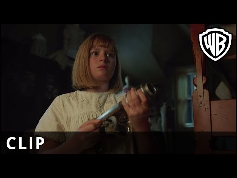 Annabelle 2 : la Création du Mal | Clip 'Toy Gun' | HD | VF | 2017 streaming vf