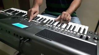 Muskurane ki wajah tum ho piano version Citylights | Ft. Vivek Panchal