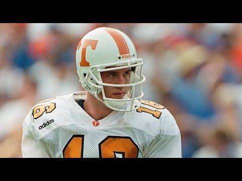 Peyton Manning Tennessee Volunteers Documentary
