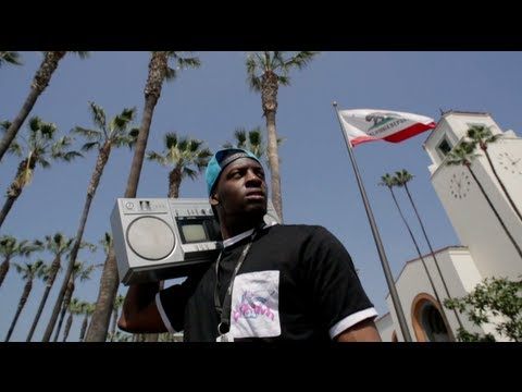 "RUIN ""Wont' Ever Stop"" Chinatown KRUMP Los Angeles 