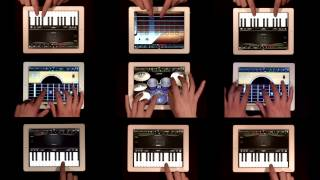 iPad Orchestra - iPad mini Song