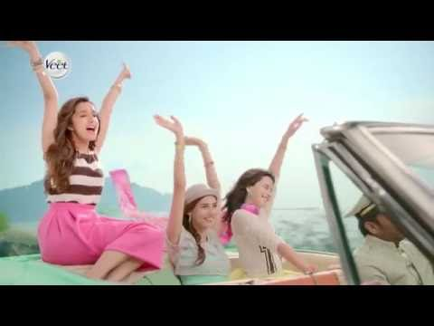 The New Face Of Veet