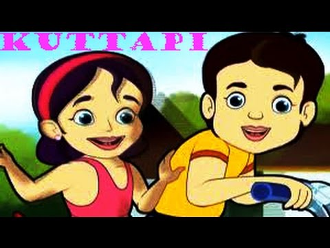 Kuttappi a state award winning animation story.