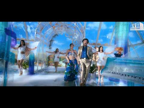 Sahana Song From Sivaji The Boss; Rajini,shriya video