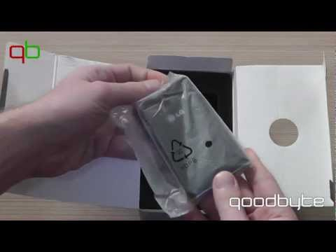 [goodbyte] LG Optimus L3 - Unboxing/ Quick Hands-on [greek]