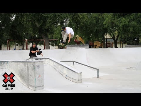 Chris Joslin: X Games Session