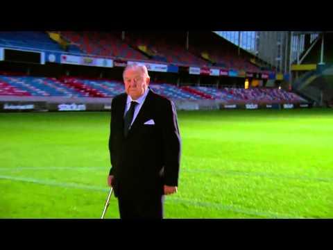 Lennart Johansson - legendary UEFA President