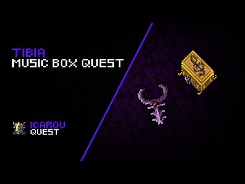 Tibia - Music Box - Chayenne`s Realm Quest