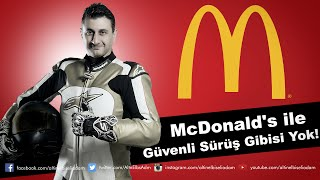 McDonald's ile Güvenli Sürüş Gibisi Yok!