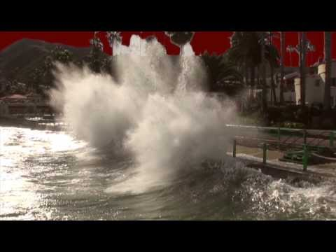 Avalon Harbor Storm- Santa Catalina Island
