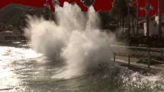 Avalon Harbor Storm- Santa Catalina Island