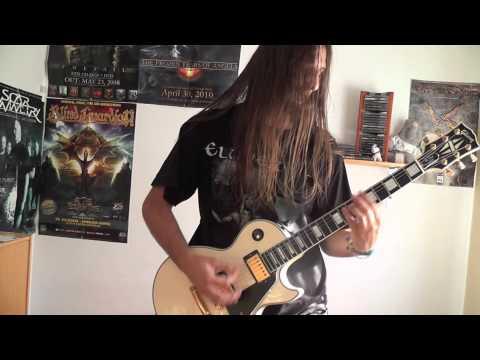 Dimmu Borgir - Gateways Guitar Cover video