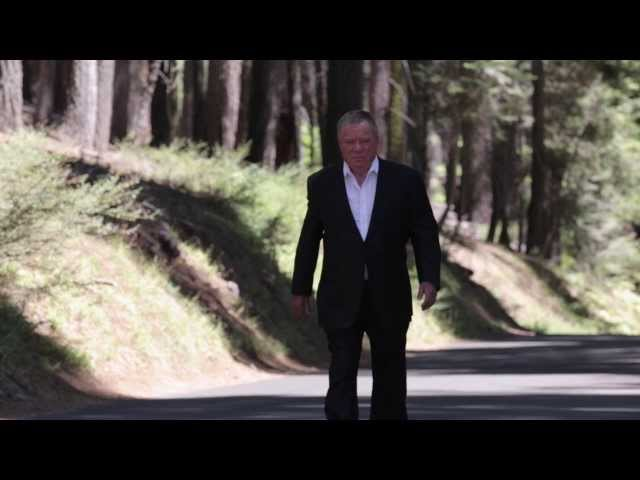 William Shatner - Ponder the Mystery (Official Video)