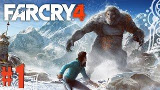 Far Cry 4 - Valley of the Yetis DLC - Walkthrough - Part 1 (PC HD) [1080p]