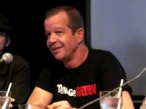 Darwyn Cooke @ TCAF 2011