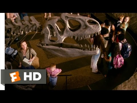 The Nanny Diaries (5/11) Movie CLIP - Museum of Natural History (2007) HD