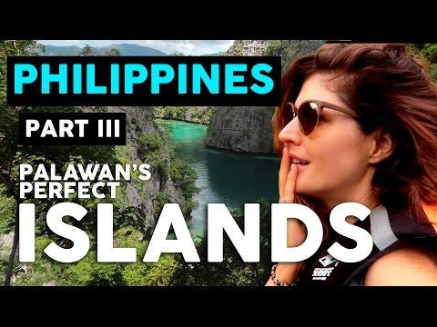 CORON, PALAWAN // PHILIPPINES ISLAND HOPPING ECO-TOUR