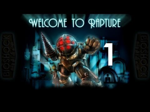 Bioshock Welcome Bioshock Welcome to Rapture