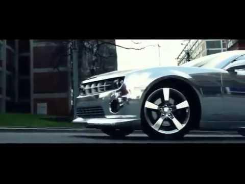 Автотюнинг. Camaro в хроме