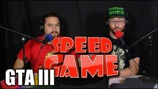 Speed Game - Grand Theft Auto III - Fini en 1h19