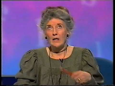 Phyllida Law loses it on