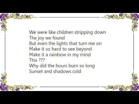 Heather Nova - You Left Me a Song Lyrics