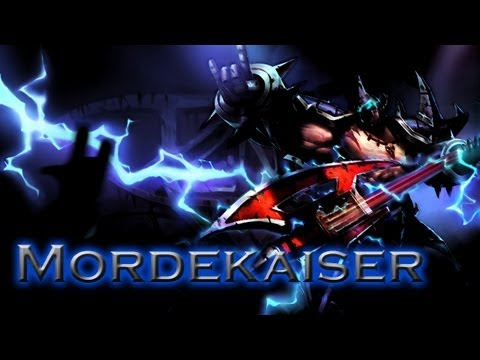 Counterpick - Mordekaiser (how to counter)