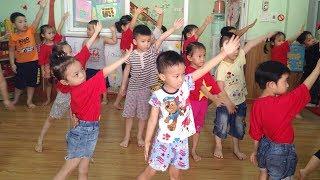 Ca Múa Nhạc Mầm Non Giúp Các Bé Thiếu Nhi Vui Nhộn ❤ Trò Chơi Trẻ Em ❤ ABC Songs for Kindergarten