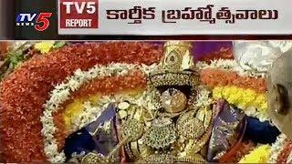 Tiruchanoor Sri Padmavathi Ammavari Brahmotsavam 2017