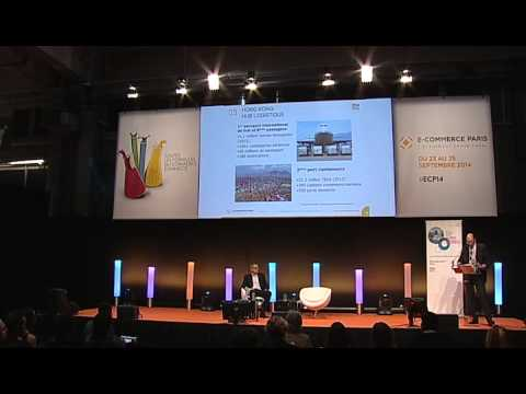 ECP14 : NTT - Comment percer sur le march� du e-commerce en Asie