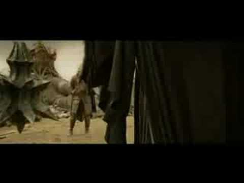 Eowyn vs. The Nazgul
