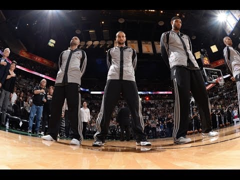 San Antonio Spurs Big 3 Playoff Success