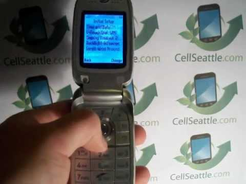 Video: Master Reset Motorola V195s.MOV