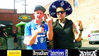 Video Attila Interview Chris