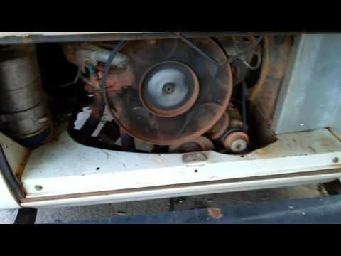 Kombi 93, Câmbio Diesel, Motor AP 1.8 - Video 02 de 02