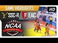 SSC-R vs EAC  | NCAA 93 | MB Game Highlights | September 8, 2017 MP3