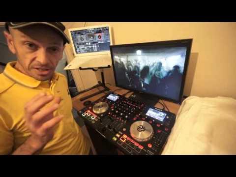 NUMARK NV VIDEO TRANSITION DEMONSTRATION TUTORIAL USING VIRTUAL DJ