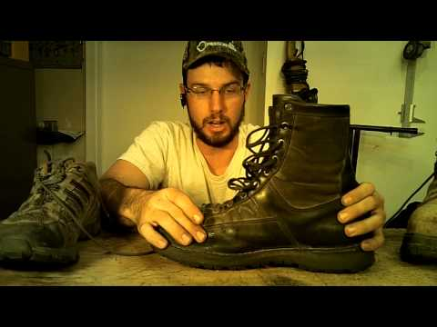 Danner. Wolverine. Cabella's. Work Boot Review