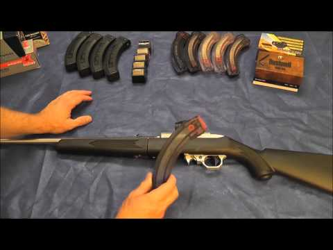 Ruger 10-22 Take Down (Tabletop Review)