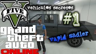"GTA V Online  ""Vapid Sandking XL"" Vehículo Vegetta777"