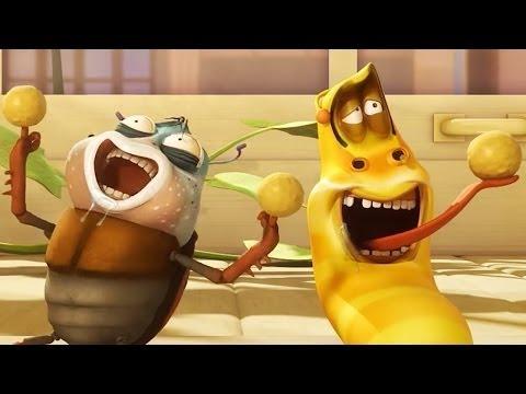 LARVA | FRUTA ESTRANHA | 2017 Filme completo | Dos desenhos animados | Cartoons Para Crianças