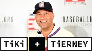 Derek Jeter Should Have Been A Unanimous Hall Of Fame Selection | Tiki + Tierney