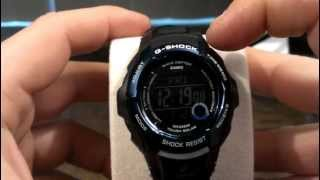 GW700BDJ-2 Casio G-Shock Watch Review (Black and Blue, Wave Ceptor / Atomic, Solar)