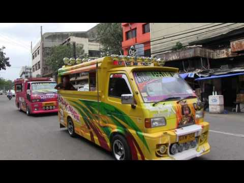 Cebu City Walk,  Philippines