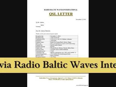 RFE/RL in Russian via Radio Baltic Waves International at 7 pm (UTC)